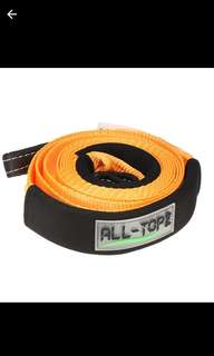 5 meter heavy duty tow rope