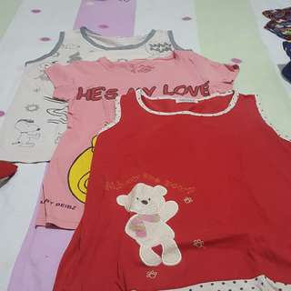 3 baju