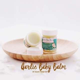 🚚 Garlic Baby Balm
