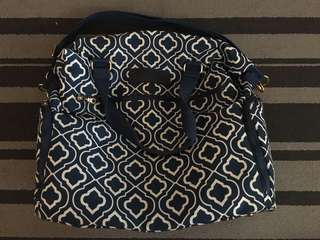 Sarah Wells Lizzy Bag in Navy