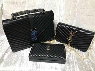 YSL bag bundle