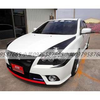 專辦全額貸 零元可交車 2010 三菱汽車 FORTIS  1.8 白色 自排