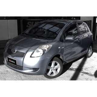 2006 Toyota Yaris 灰 1.5