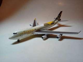 1:400 Gemini Jets Etihad Cargo Boeing 747-47UF