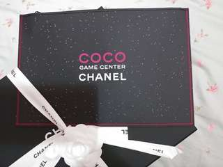 Coco Chanel Game Center Clutch/ Pouch