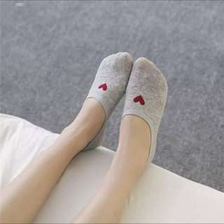 Anti slip / non-slip silicone socks for women
