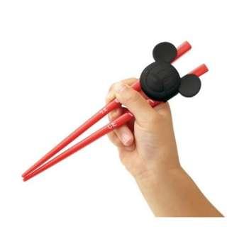 🚚 「開始日本預購」下單後6/25寄出。正版 米奇 兒童 右手 學習筷 迪士尼 阿卡將 SKATER
