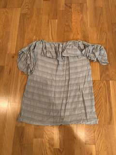 Glassons off shoulder dress