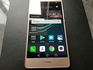 Huawei P9 .