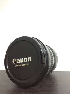 Canon Wide Lens 10-22mm