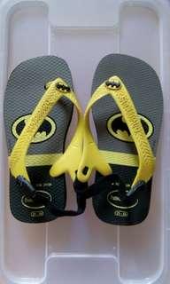 "Havaianas ""Batman"" Slippers"