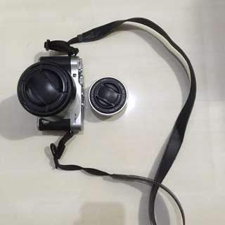 Pre-loved Fujifilm XA3