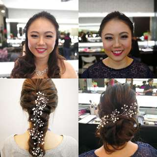 Bridal Makeup and Hair Services