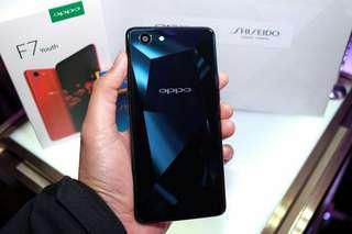 Oppo f7 youth black 64gb bisa kredit proses cepat tanpa kartu kredit