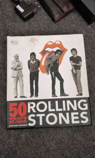50 Years Of Rock Rolling Stone