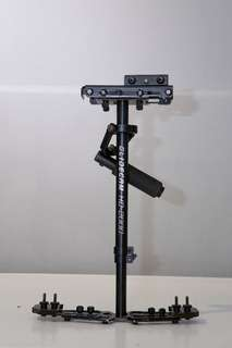 Glidecam HD2000 with manfrotto plate