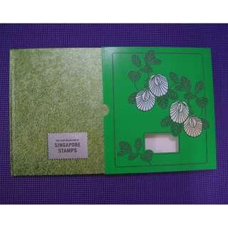 Singapore 2009 Annual Stamp Albums