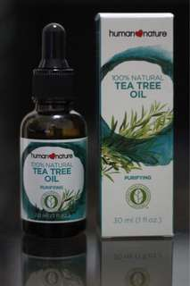 Human Nature 100% Tea Tree Oil