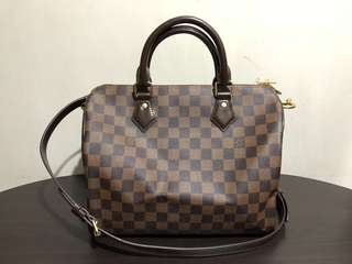 Louis Vuitton Speedy Bandoulliere💯SALE!