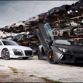 Looking To Buy Your Cars & Scrap Services