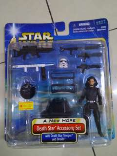 Star Wars Death Star Accessory Set