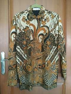 Kemeja Batik Semar