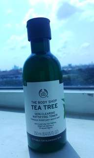 TEA TREE CLEARING TONER