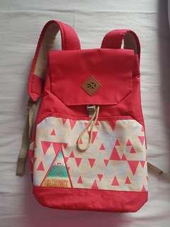 Backpack export/nego sampe deal!