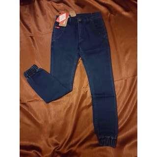 Lee cooper Akon dark used celana jeans pria