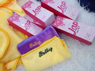 INSTOCK LAP MAGIC TOWEL BY BELLAZ