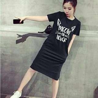 Sale -  Dress Meow