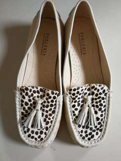 Forleria leather shoes can fit 7.5 to 8