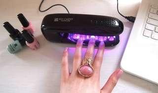 Gel Nails at Home (Starter Kit)