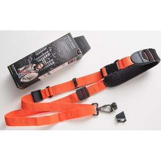 Rapid Cross Shot Sling Camera Strap (Orange)