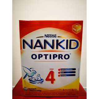 Nankid 4 / Nan Kid Step 4 【3 BOX AND ABOVE FREE DELIVERY】
