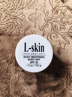 LSkin Body Day Cream