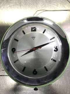 Diamonds Electric Wall clock-Vintage