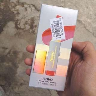 Novo Double Color Lipstick #2