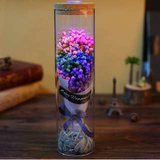Valentines Gift / Remote Control Forever Flower Preserved