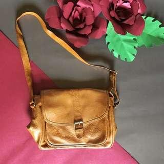 Caramel Shoulder Bag