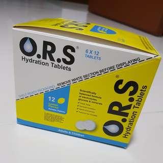 Hydration Tablets (O.R.S)