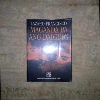 Maganda Pa Ang Daigdig by Lazaro Francisco