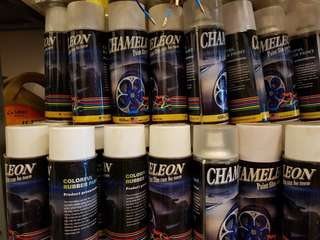 Chameleon Paint Film Spray (Can be torn) 450ml