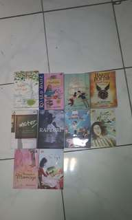 Preloved book&novel