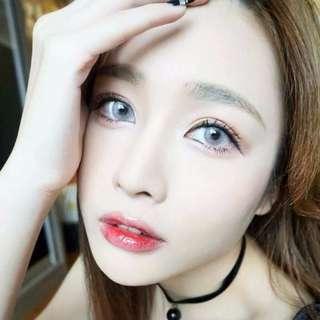 Korean Barbie lens (AMAZE GREY 14MM)