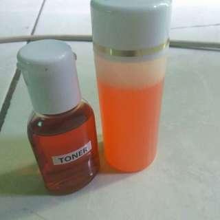 Paket toner sabun hn original