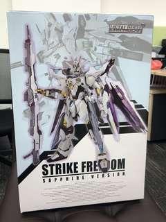 [In Stock]MC Strike Freedom Pearl Sapphire Version MB Metal Build
