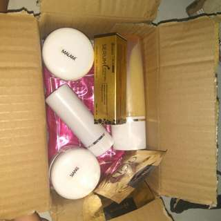 Paket cream hn + serum