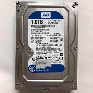 """3.5"""" 1TB Hard Disk"""