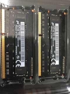 Micron 4GB PC3L-14900 DDR3-1866MHz